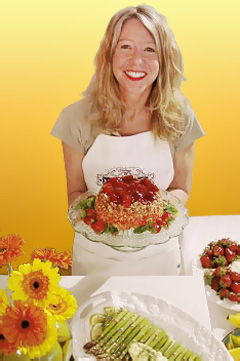 Rebecca Martin, Food and Prop Stylist Renowned for Expert Food Styling and Visual Presentation